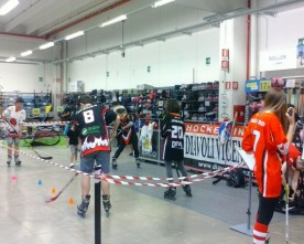 HOCKEY DAYS DA DECATHLON CON I DIAVOLI